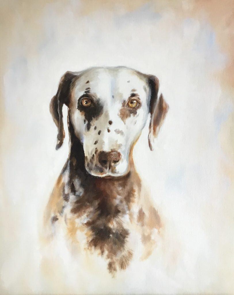 Kirkcaldy Dog Portrait